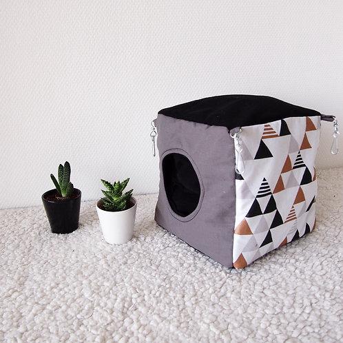 Cabane cube