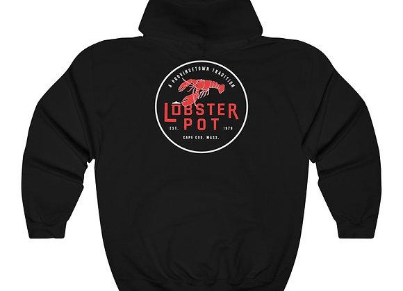 Unisex Lobster Pot Hooded Sweatshirt