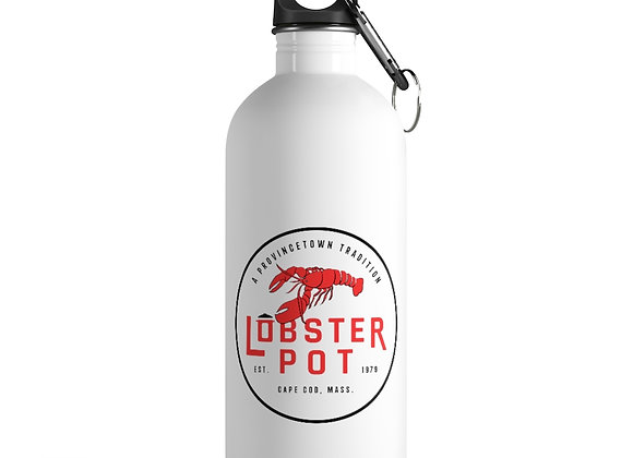 Lobster Pot Stainless Steel Water Bottle