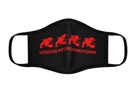Lobster Pot Fitted Face Mask