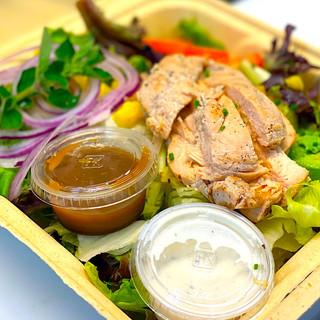 House Salad w/ Grilled Chicken