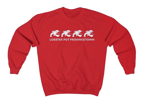 """Vintage"" Lobster Pot Crewneck Sweatshirt"