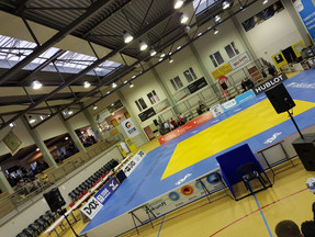 Bundesliga-Finale Judo