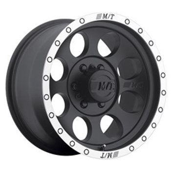 Mickey Thompson® Classic Baja Lock Matte Black