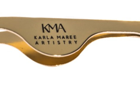 KMA Gold Eyelash Applicators