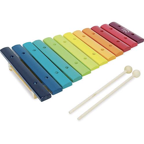 Xylophone arc-en-ciel