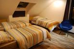 Couchage type dortoir