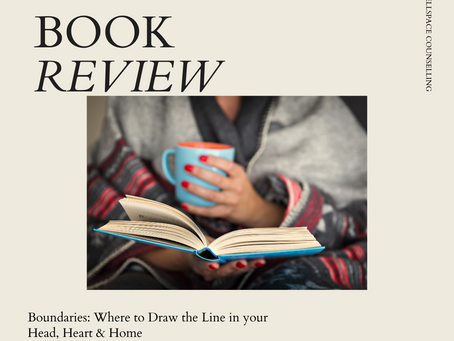 Book Review - Boundaries: Where to Draw the Line in your Head, Heart & Home (Miller & Lambert)