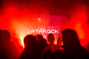 Soundbase AS har levert lyd og lys til Datarock. Lyd og Lys Molde, lyd og lys utleie.