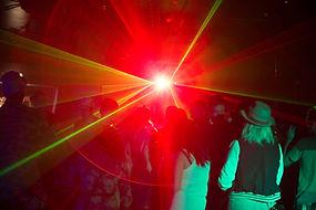 Lasershow levert av Soundbase AS. Lys utleie, Lys utleie Molde, Laser,