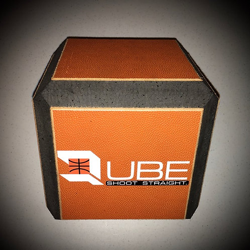 NEW! Elite Leather Qube (orange) - for players 13 years and older