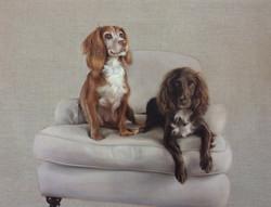 Lottie and Maud