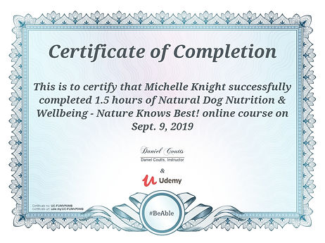 natural dog nutrition certificate.jpg