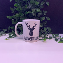 Adventurer Mug (White)