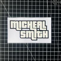 Custom GTA Inspired Sticker