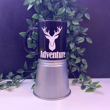 Adventurer Mug (Black)
