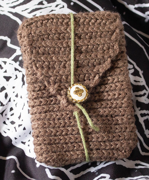 Brown Point Pouch