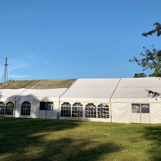 Tent for 150