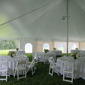 Tent for 200