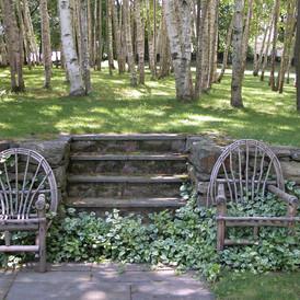 Entrance to Birches