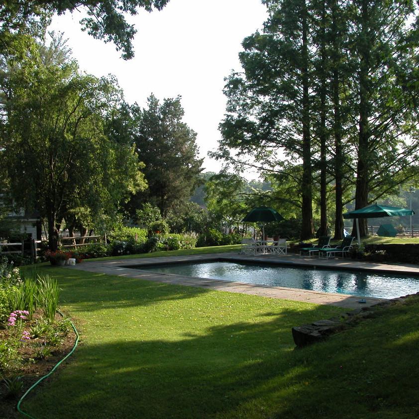 Pool/Reception  Summer