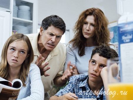 Азбука общения с подростком