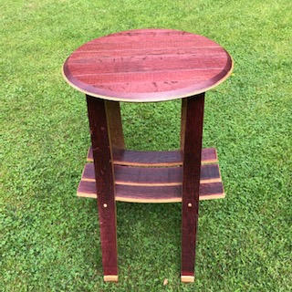 Wine Stained Table
