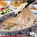 正宗兰州牛肉拉面(Beef Noodle Soup)
