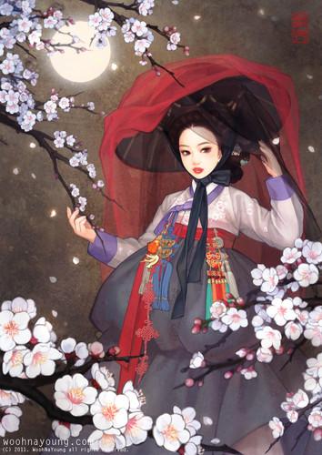 월하미인 / The Beauty of the Moonlight