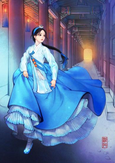 Cinderella_Midnight Runaway