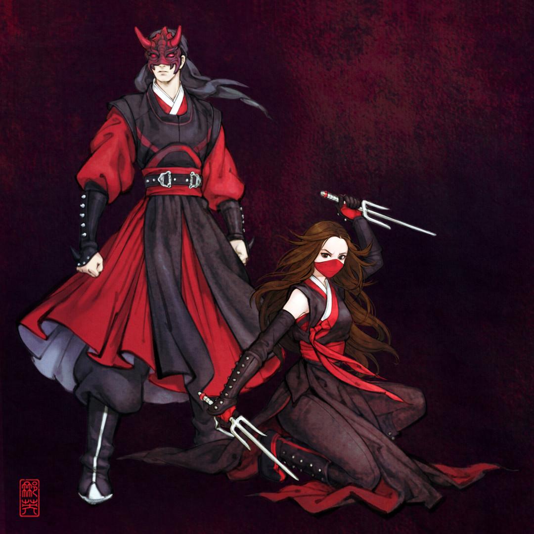 데어데블 / Dare Devil