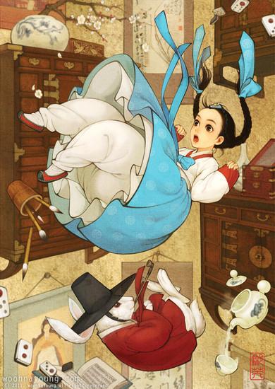 이상한 나라의 앨리스 / Alice in Wonderland