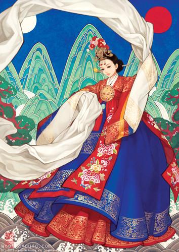 화관무 / Coronet Dance