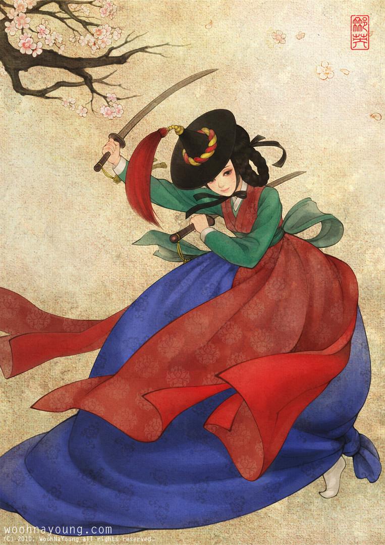 검무 / Sword Dance