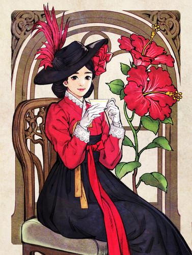 Novel Woman