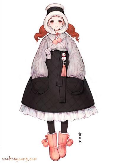 겨울 / Winter