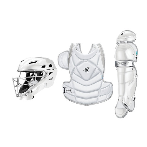 "Jen Schro ""The FUNDAMENTAL"" Catcher's Set (WHITE)"
