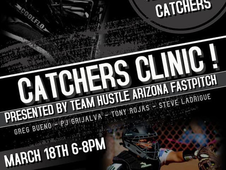 Click Here - CATCHERS CLINIC 3/18/19