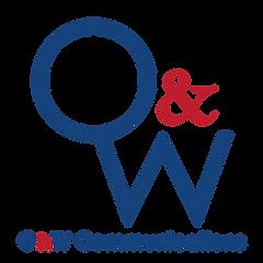 O&W Communications Logo