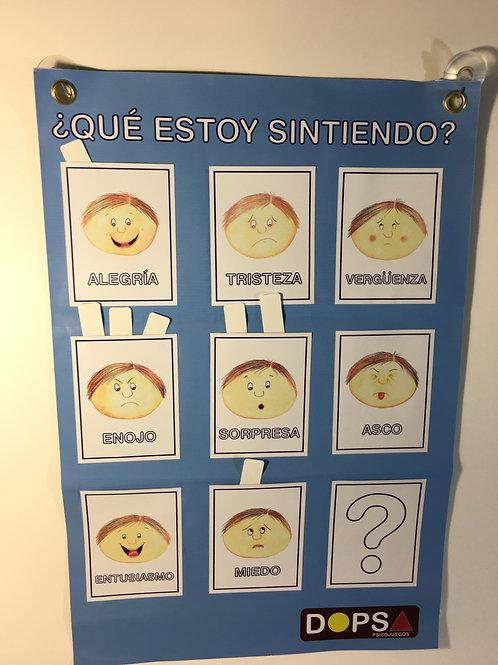 REGISTRO EMOCIONAL ¿QUÉ ESTOY SINTIENDO?