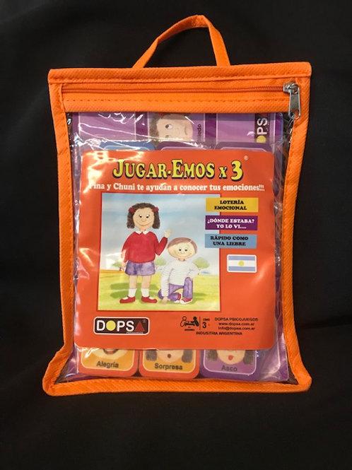 JUGAR-EMOS x3