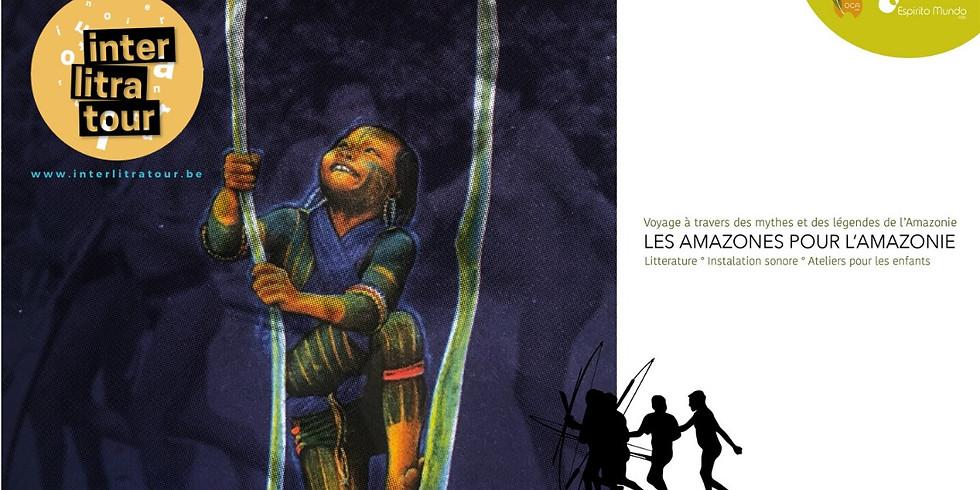 Les Amazones pour l'Amazonie
