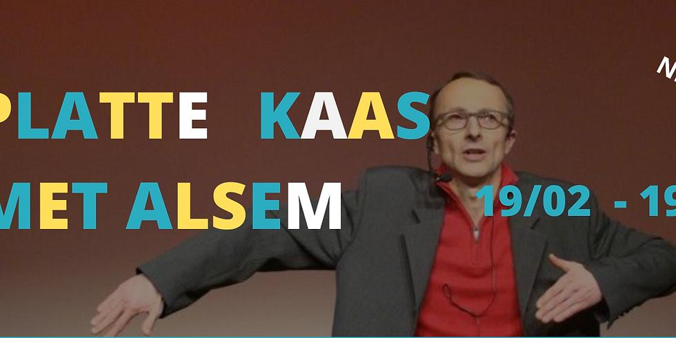 Platte Kaas met Alsem // Alain Vanclooster