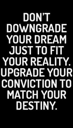 Dont downgrade