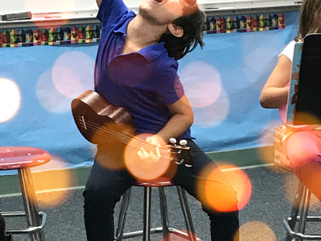 Why Your Child Should Get A Ukulele