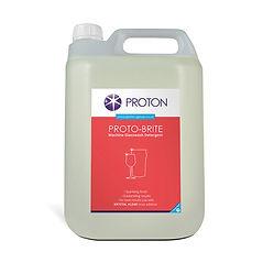 Protobrite Glasswash Detergent 2x5L