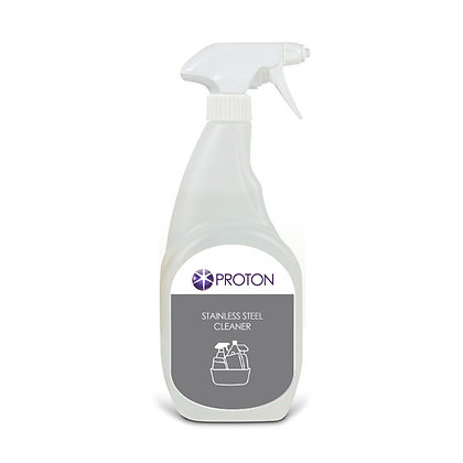 Stainless Steel & Aluminium Cleaner 6 x 750ml