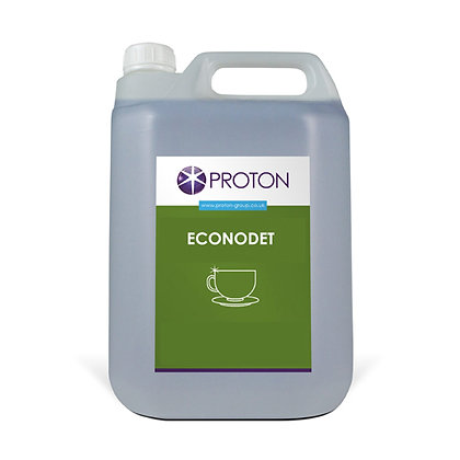 Econdet Commercial Washing up Liquid 1x5L