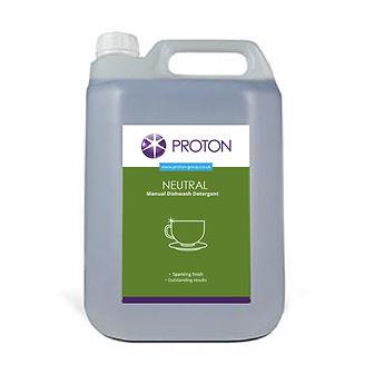 Hand Washing Up Liquid – 10% Neutral 4 x 5lts