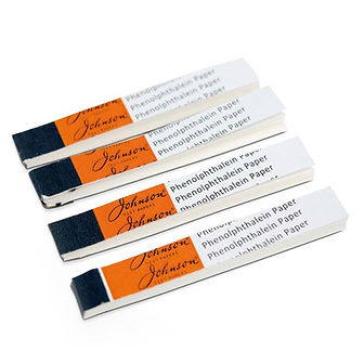 Beer Line Cleaner Test Papers x 4 books